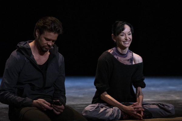 Conversa amb Lucía Lacarra i Matthew Golding