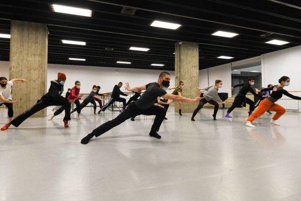 Workshop Iratxe e Igor de Metamorphosis Dance
