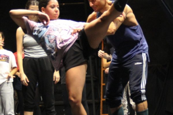 Masterclass MMC Contemporary Dance